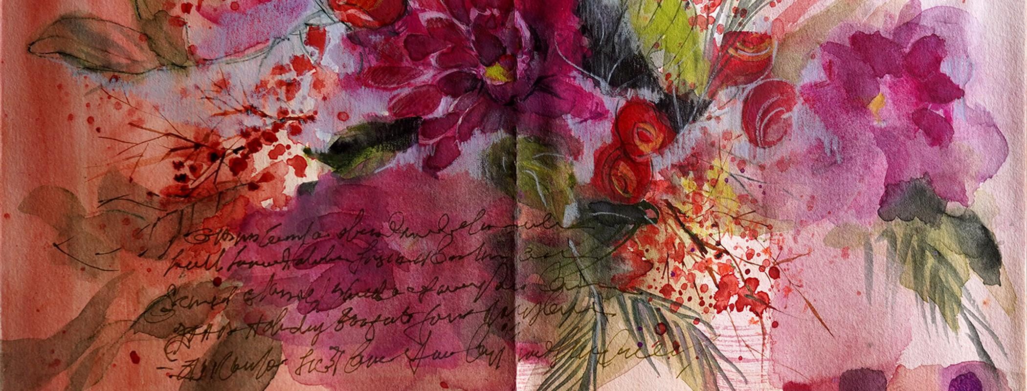 May Demo Artist - Pam Luer